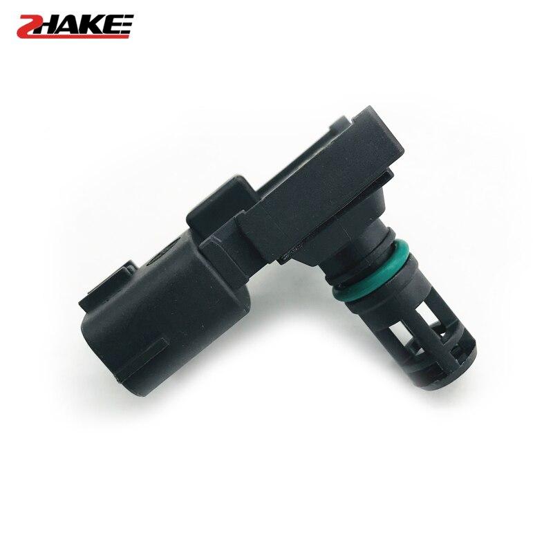5WK96841 2045431 4Bar (4 Bar) Manifold Intake Air Pressure Sensor MAP Sensor For Renault Peugeot 405 Kia Pride Hyun-dai Citroen