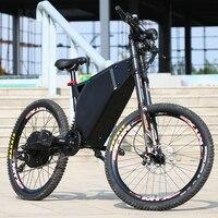 Leili Popular 72v 5000w Enduro Ebike Electric bicycle Mountain Bike for sale