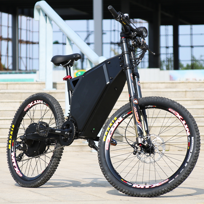 Leili Popular 72v <font><b>5000w</b></font> Enduro Ebike <font><b>Electric</b></font> <font><b>bicycle</b></font> Mountain Bike for sale image