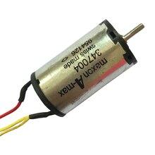 Разборка импорта Швейцария maxon A-max без сердечника высокоскоростной мотор постоянного тока 347004 RE26