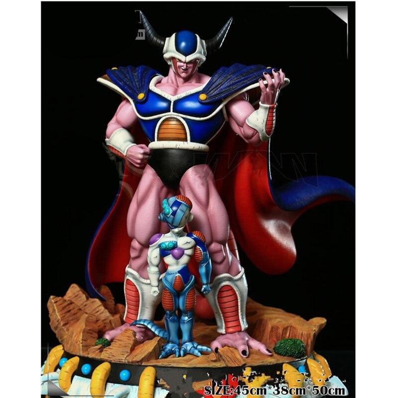 Dragon Ball Cartoon Cosmic Emperor Kurd Frieza Universe Boss GK Statue Boyfriend Gift PVC Figure Collect Model Toy M2090 1