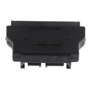SATA 22Pin Female to Slim SATA 13Pin Male Adapter 2.5'' Drive SATA Converter