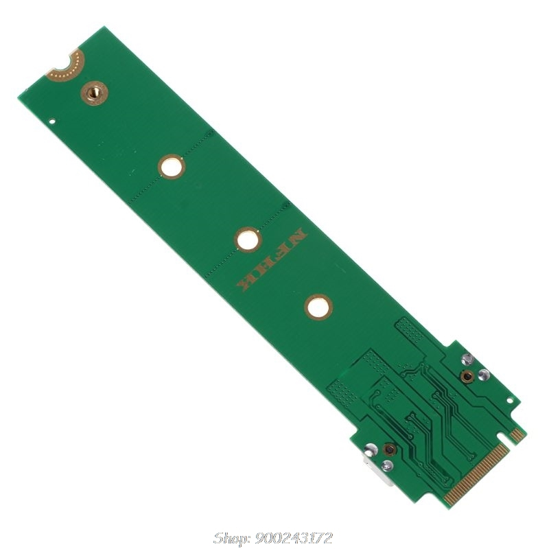 for macBook Air Pro 12+16 Pins SSD to M.2 Key M ( for NGFF) PCI-e Adapter Converter Card for PC Computer S30 20 Dropship 5