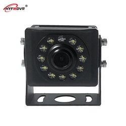 HYFMDVR CMOS 420TVL/CMOS 800TVL/SONY 600TVL HD pixel widzenie nocne z wykorzystaniem podczerwieni 1 cal kwadratowy samochód kamera autobus/ciężarówka w Kamery pojazdowe od Samochody i motocykle na