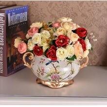 Creative european style garden ceramic vase home office restaurant