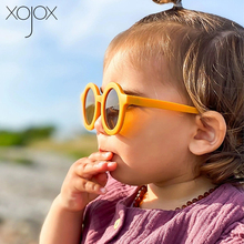 Children's Sunglasses Eyewear Shade Retro Vintage Girls Outdoor UV400 Kids Fashionable