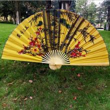 1.7*0.9 m hanging fan large decorative folding craft COS props wedding decoration free shipping