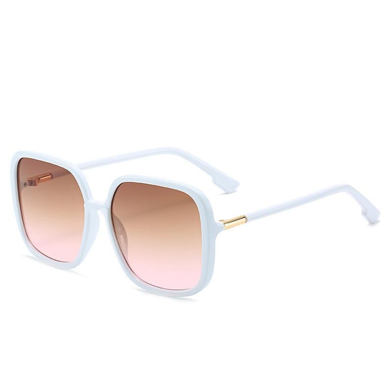 Fashion brand oversized square sunglasses sexy luxury female sports sun glasses classic retro men outdoor travel mirror