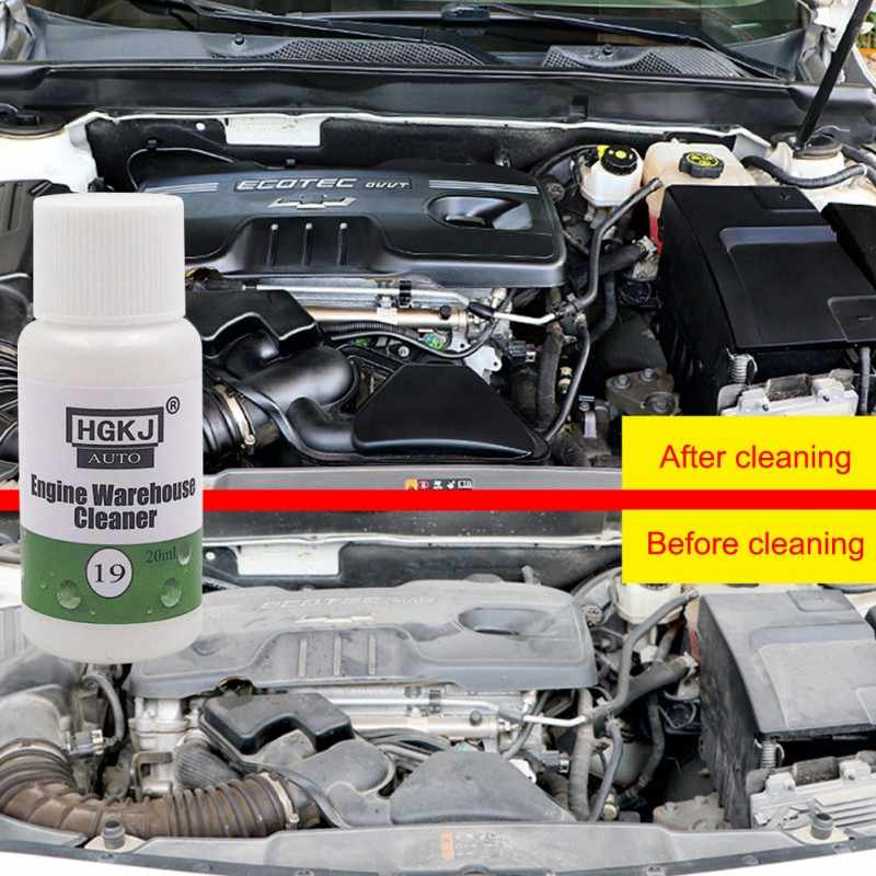 Hot 1:8 Dilute with water=180ML Engine Compartment Cleaner Removes Heavy Oil Car Window Cleaner Cleaning Car Accessories