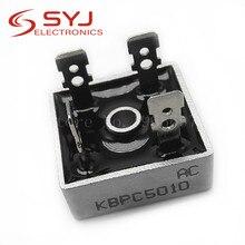 2 pcs/lot KBPC5010 1000V 50A En Stock