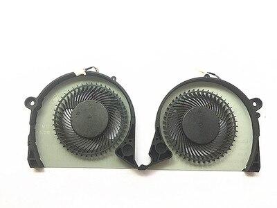 Novo original para dell inspiron g7 15-7000 7577 7588 G5-5587 p72f 2jjcp cpu gpu ventilador de refrigeração fjqs dc5v 0.5a fjqt ventilador mais frio