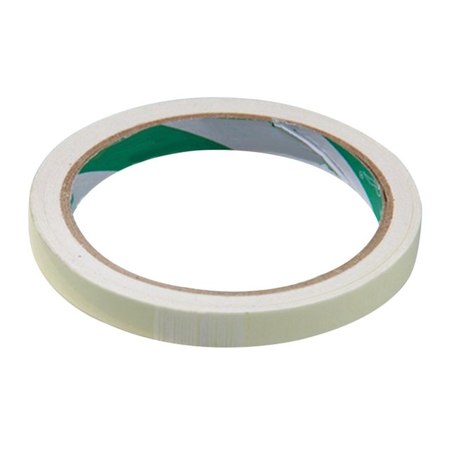 Luminous Tape 1.5cm*1m 12MM 3M Self-adhesive Tape Night Vision Glow In Dark Safety Warning Security Stage Home Decoration Tapes 5
