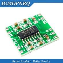 شحن مجاني 10 قطعة/الوحدة 8403 PAM8403 3 واط * 2 ستيريو filterless الفئة D مكبرات الصوت SOP 16 جديد الأصلي