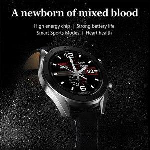 Image 2 - DT99 Bluetooth Smart Uhr Männer EKG Erkennung IP68 Wasserdicht Mehrere Heißer Verkauf Zifferblatt Fitness Tracker Lange Lebensdauer der Batterie VS DT98