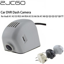 Car DVR Registrator Dash Cam Camera Wifi Digital Video Recorder for Audi A1 A3 S3 RS3 A4 RS4 A5 S5 A6 S6 A7 A8 Q2 Q3 Q5 Q7 Q8 TT(China)