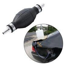 6/8/10/12Mm Rubber Aluminium Lamp Hand Brandstofpomp Lijn Motor Boot Auto Benzine pomp Voor Auto Boot Buitenboordmotor Лодочный Мотоp