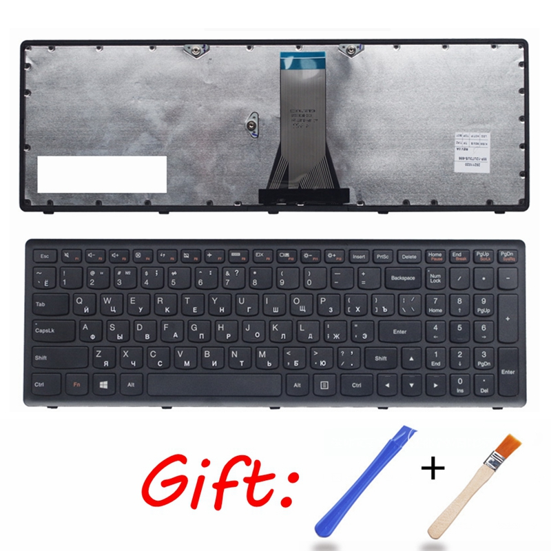 RU Black Keyboard FOR Lenovo S500 S500T G500S Z501 FLEX 15 15D G505S S500C Flex 15 Z505 G500C G500H G510S Z510 (NOT FIT G500)