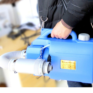 Image 5 - 1000 ワット 5L 電気 ulv 噴霧器ポータブル噴霧器マシン抗ヘイズスモッグ消毒安全保護応急処置キャンプ用品