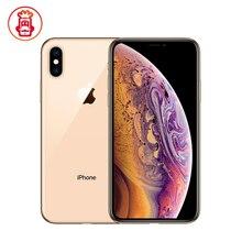 Original Apple iPhone XS 5.8″ OLED Display 4G LTE Smart Phone 4gb RAM 64gb/256gb/512gb ROM A12 Bionic Chip IOS12 Smartphone used