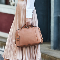 ZOOLER Hot Genuine Leather Bags Women Luxury Brand Elegant Handbags Designer Shoulder Bag Soft Quality Tote Bag Bolso Mujer 8119