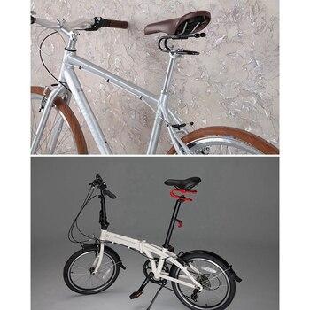Dispositivo De Suspensión De Sillín Ligero Para Bicicleta De Montaña
