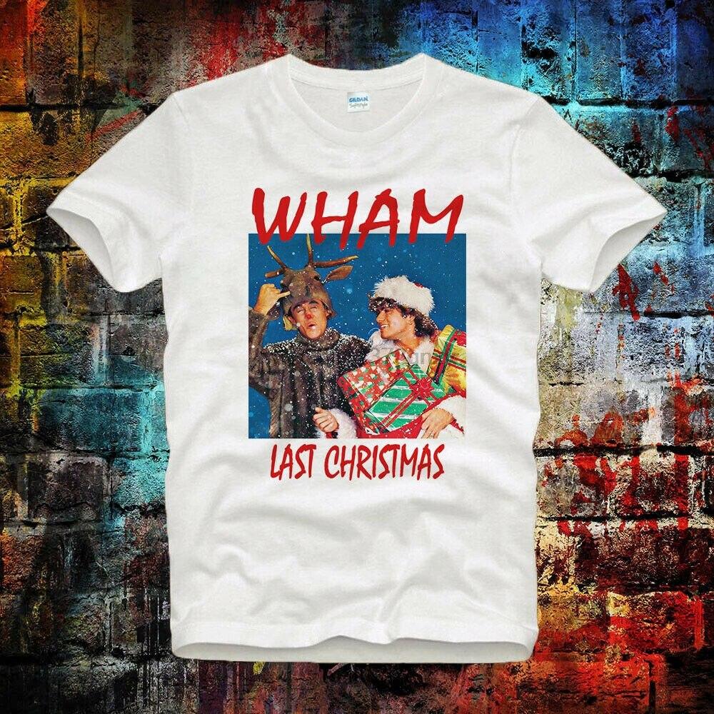 Licence Officielle WHAM-Noël dernier Femmes T-Shirt S-XXL tailles