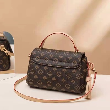Luxury Fashion Printed  Shoulder Bag  4