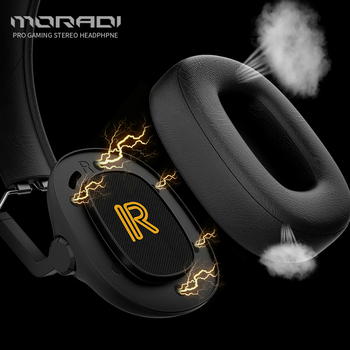 7.1 Surround-Sound Headset Pro Wired Gaming Stereo Headphone Gamer With Microphone Magnetic earmuffs For PC,PS4,Xbox One,Switch 5