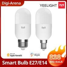Yeelight LED Intelligente Birne M2 Bluetooth Mesh Version E27 E14 Dimmbare Lampe Farbe Temperatur APP Steuer Arbeit mit Homekit Mi hause