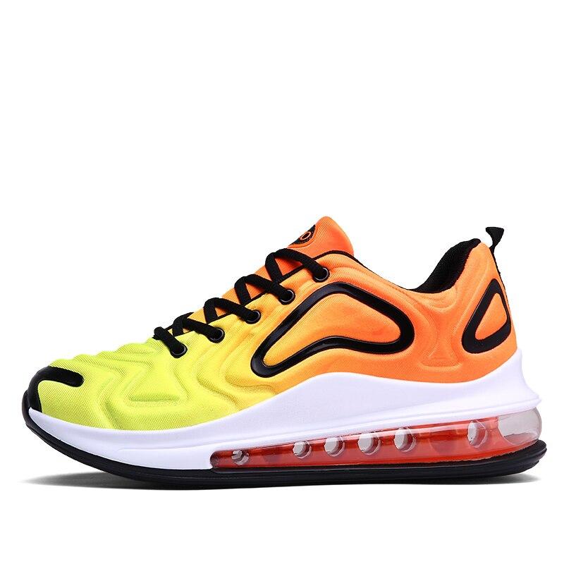Mode hommes femmes chaussures de course en plein Air Sport marche à lacets Durable Jogging baskets Designer Air Sole confort baskets