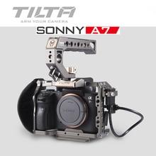 Tilta A7 A9 Rig Kit A7 Iii Volledige Kooi TA T17 A G Top Handle Bouwplaat Focus Handvat Voor Sony A7 A9 A7III a7R3 A7M3 A7S3