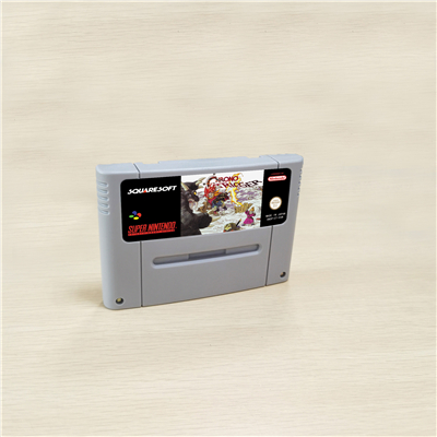 Chrono Trigger Or Crimson Echoes Or Flame Of Eternity Or Prophets Guile - RPG Game Card EUR Version English Battery Save