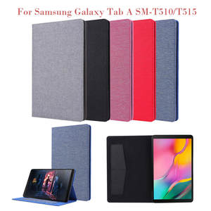 Case Samsung Galaxy SM-T510/T515 for Tab-A Slim-Cover Support Best-Selling