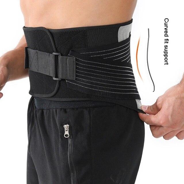 2020 Hot Sale Waist Trainer & Trimmer Sweat Belt For Men & Women Fitness Shapewear Wrap Tummy Stomach Weight Loss Fat 5