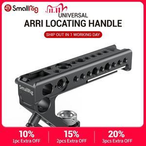 Image 1 - Smallrigデジタル一眼レフカメラトップハンドルグリップサイドarri位置とハンドル15ミリメートルロッドクランプarri位置穴カメラスタビライザー2165