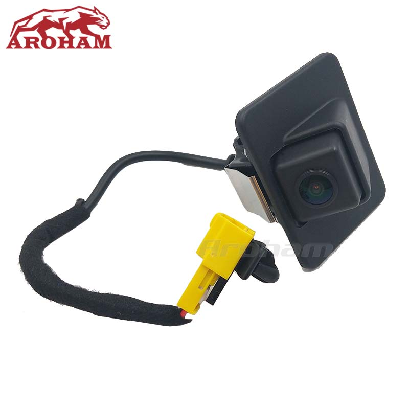 Rear View Backup Camera for 2013 2014 2015 2016 Hyundai Santa Fe Sport 2.0L 2.4L 95760-2W000