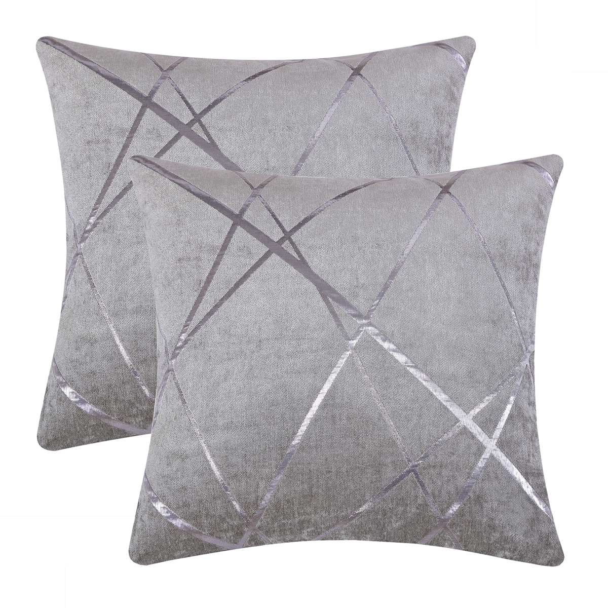 Geometric Stripe Cushion Covers <font><b>Cases</b></font> for Sofa Bed Home Decor Couch Throw <font><b>Pillow</b></font> Covers <font><b>Cases</b></font> 45x45 50x50 Pillowcases <font><b>30x50</b></font> image