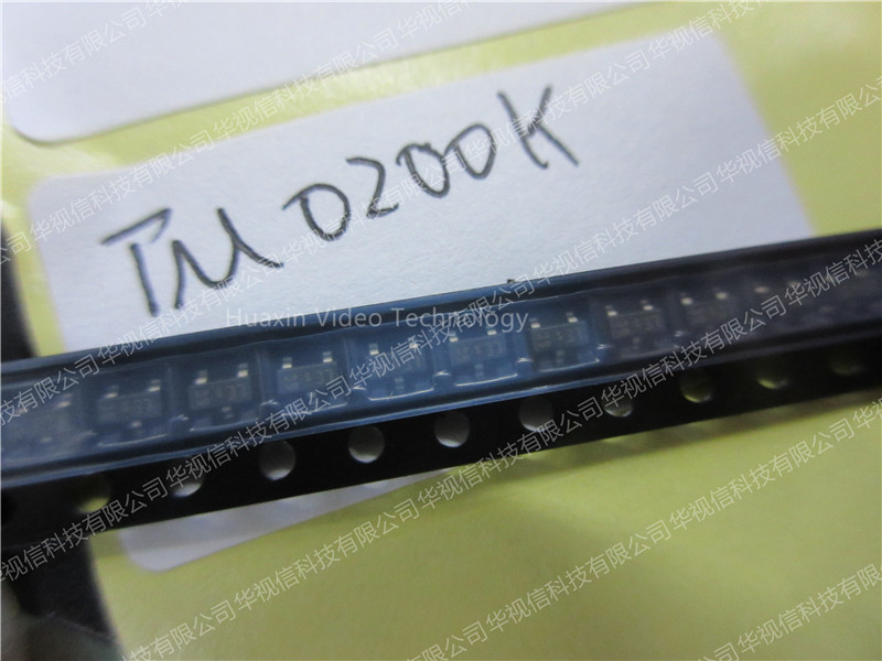 TN0201K-T1-E3 MOSFET RECOMMENDED ALT 781-SI2304DDS-GE3 chip