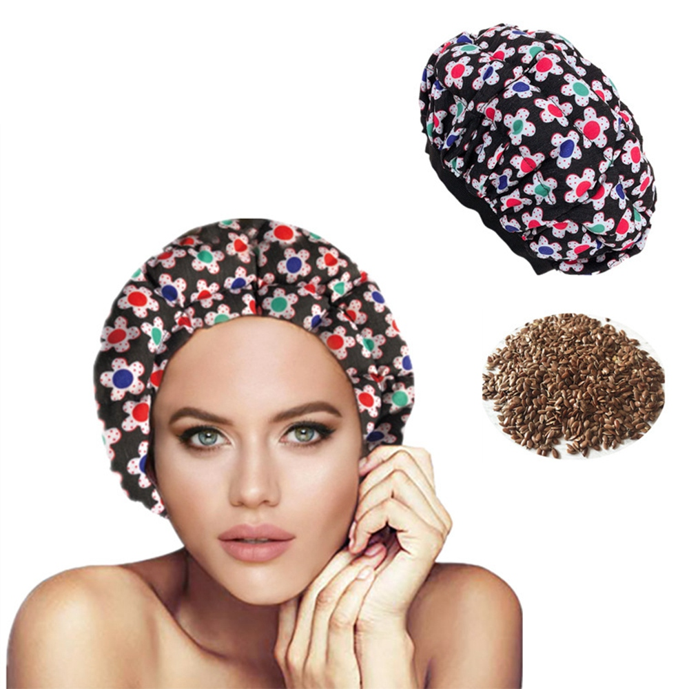 Home Luxury Heating Nursing Cap Lady Biological Health Care Hair For Home Treatment SPA Professional Hair Salons Safety Hygiene