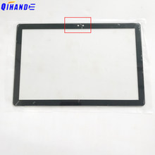 Novo 10.1 inch inch polegadas peaq pet100 tablet tela de toque digitador da tela toque painel reparo vidro pet 100 comprimidos
