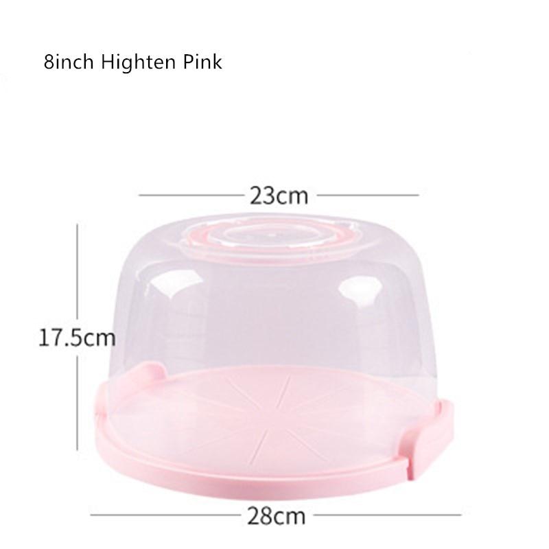 8inch Heighten Pink