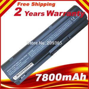 Аккумулятор 7800 мАч 9 ячеек для HP PAVILION DM4 DV3 DV5 DV6 DV7 DV8 G4 G6 G7 P/N 593554-001 593553-001 593562-001