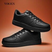 Canvas Shoes Men Big Size 47 White Sneakers Platform Training Shoes