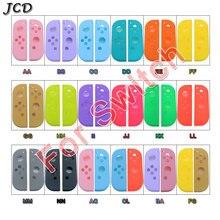 JCD Dành Cho Máy Nintendo Switch NS NX Joy Con Bộ Điều Khiển Ốp Lưng Thay Thế DIY Trái Phải Nhà Ở Vỏ Bao Da Ốp Lưng