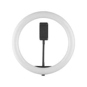 Image 2 - 10 Inch Desktop LED Video Ring Light Lamp 3 Modes USB Charge For YouTube Live Video Recording Network Broadcast Selfie Makeup