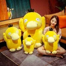 25-45CM Pokemon Anime Cartoon Psyduck Plush Toy Psyduck Daze Yellow Duck Plush  Soft Pillow Bed Home Decoration Sofa Doll Toys