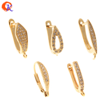 Cordial Design 20Pcs Jewelry Accessories/CZ Earrings Hooks/G