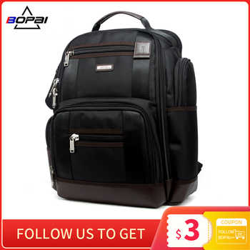 American Famous Brand Multi Pockets Men Backpack Large Capacity Weekend Travel Back Pack Business Men\'s Super Backpack Male Bag - DISCOUNT ITEM  20 OFF Luggage & Bags