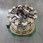 En Stock rue voir le nouveau carrousel 2705 pièces ensemble enfants blocs de construction briques garçon jouets modèle Legoed 10257 15036 - 4