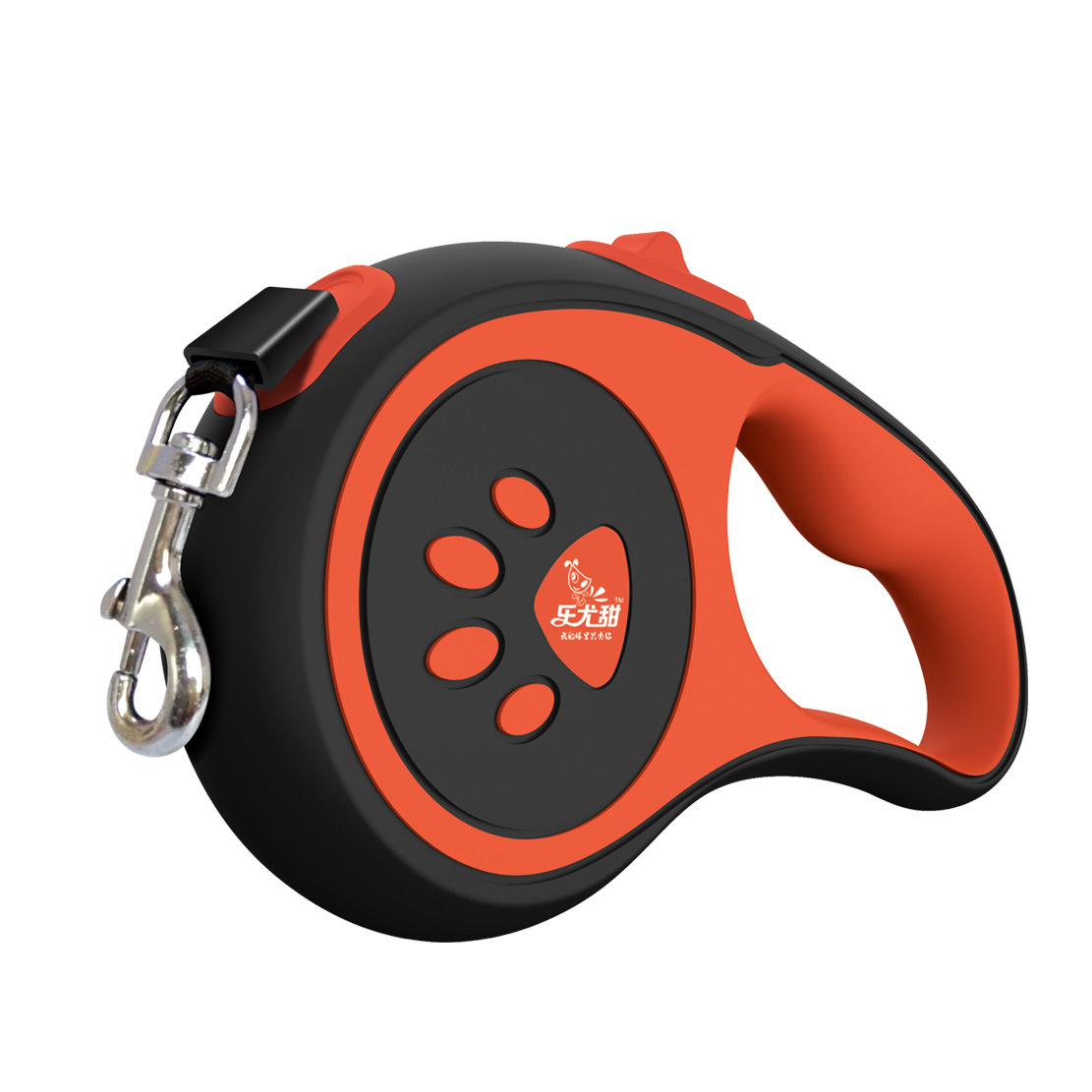 Dog Automatic Telescopic Tractor Non-Slip Grip Handle Pet Hand Holding Rope Pet Supplies